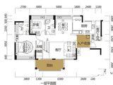 奥林匹克花园5期_5室2厅4卫 建面198平米
