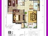 中房馨美域_2室2厅1卫 建面76平米
