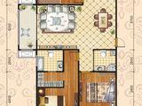 中泽纯境_3室2厅2卫 建面152平米