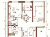 朝阳华府_3室2厅2卫 建面138平米