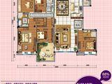 碧桂园太阳城_5室2厅3卫 建面245平米