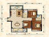 佰利庄园_3室2厅2卫 建面112平米