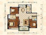 佰利庄园_3室2厅2卫 建面105平米