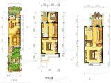 温泉新都孔雀城_3室2厅3卫 建面137平米