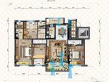 仁化碧桂园_4室2厅2卫 建面143平米