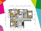 富力新城_3室2厅2卫 建面133平米