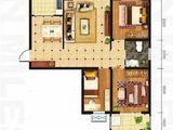 坤泽10里城_3室2厅1卫 建面115平米