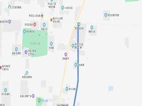 罗庄区湖北路与罗三路交会处东南